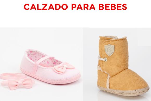 Calzado para bebes