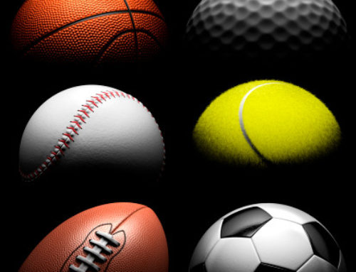 Me encanta hacer deporte