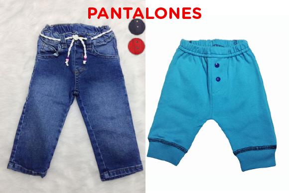 Pantalones para Bebes por Mayor