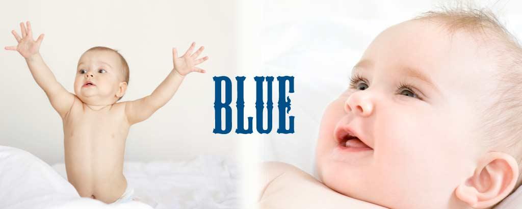 Blue Baby & Kids
